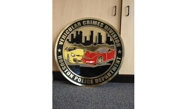 PLA022 - Custom Plaque for Government