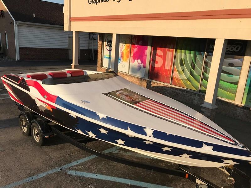 Boat Amp Watercraft Wraps Decals Amp Graphics Image360