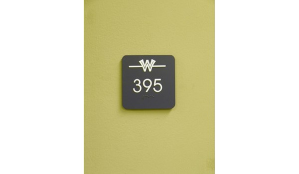 ADA and Wayfinding room identification